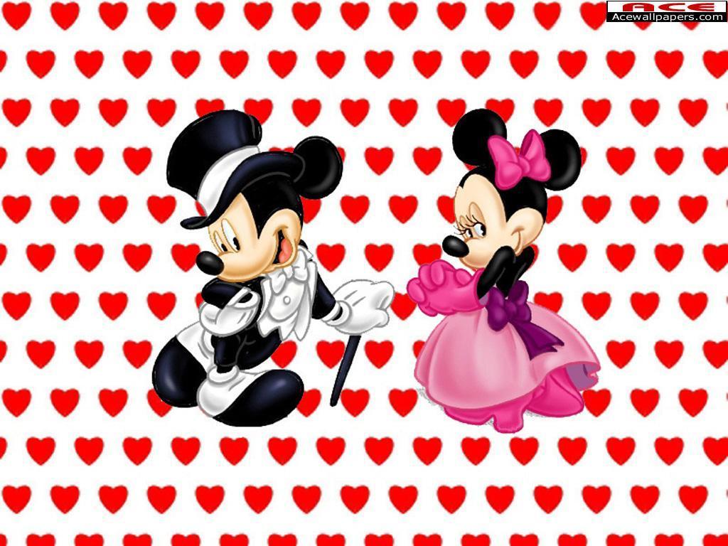 Mickey et minnie - Minni et mickey ...